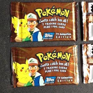 Pokemon Other - Pokémon Series 1 TV Animation Edition